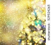 christmas background | Shutterstock . vector #529524265