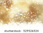 christmas background of... | Shutterstock . vector #529526524