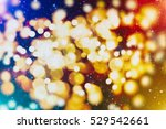 abstract blurred of blue and... | Shutterstock . vector #529542661