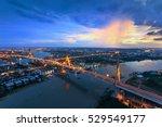 Bangkok City   Beautiful Sunse...