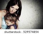 child. | Shutterstock . vector #529574854