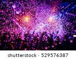 concert crowd | Shutterstock . vector #529576387