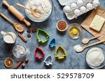 the process of making... | Shutterstock . vector #529578709