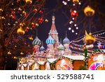 St. Basil's Cathedral On The...