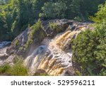 Wildflowers Adorn Gabbro Falls...