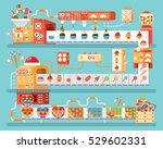 stock vector vertical...   Shutterstock .eps vector #529602331