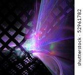 3d rendered fractal for... | Shutterstock . vector #52961782