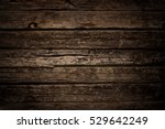 old grunge wood background ... | Shutterstock . vector #529642249