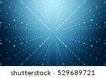 3d abstract sphere render... | Shutterstock . vector #529689721