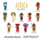 kids and nationalities of the...   Shutterstock .eps vector #529701517