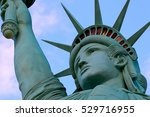 The Statue Of Liberty America...