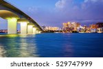 city of sarasota  florida... | Shutterstock . vector #529747999