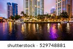 Fort Lauderdale Skyline At...