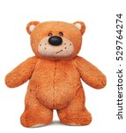 Standing Brown Teddy Bear Plus...
