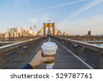 Hand Holding Coffee Cup In New...