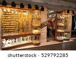dubai uae   january 24  gold... | Shutterstock . vector #529792285