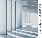 architectural design of modern...   Shutterstock . vector #529815091