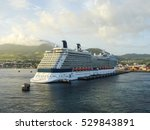 saint kitts  caribbean   nov 25 ... | Shutterstock . vector #529843891