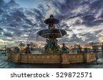Fountain At Place De La...