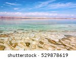 Stock photo dead sea jordan 529878619