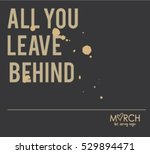fashion slogan series 26 | Shutterstock .eps vector #529894471