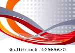 elegant abstract business... | Shutterstock . vector #52989670