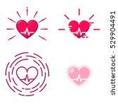 blood pressure vector icon....   Shutterstock .eps vector #529904491