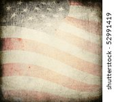patriotic vintage heavy... | Shutterstock . vector #52991419