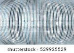 futuristic vector backdrop and...   Shutterstock .eps vector #529935529