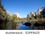 yosemite | Shutterstock . vector #52995625