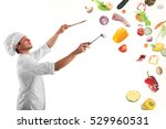 food musical harmony | Shutterstock . vector #529960531