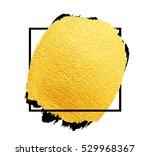 vector golden banner for you... | Shutterstock .eps vector #529968367