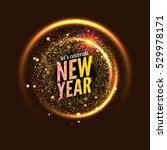 2017 New Year Vector Backgroun...