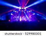 geometrical concert lights ...   Shutterstock . vector #529980301