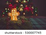 Funny Christmas Gingerbread Ma...