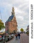 Hoorn  Netherlands   October 0...