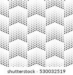 halftone pattern background.... | Shutterstock .eps vector #530032519