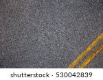 asphalt background texture with ... | Shutterstock . vector #530042839