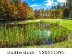 shining day in french canada.... | Shutterstock . vector #530111395
