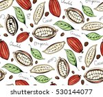 hand drawn sketch illustration... | Shutterstock .eps vector #530144077