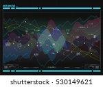 data analysis visualization.... | Shutterstock .eps vector #530149621