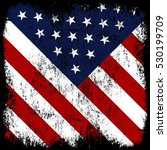 vintage united states of... | Shutterstock .eps vector #530199709