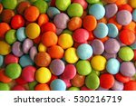 Colored Candies Background