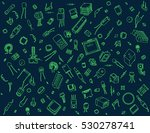 Pattern Containing Of Various...