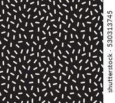 vector seamless pattern.... | Shutterstock .eps vector #530313745