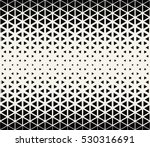 abstract geometric black and... | Shutterstock .eps vector #530316691