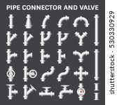 vector icon of steel pipe...