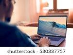 cracow  poland   december 6 ... | Shutterstock . vector #530337757