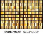 gold gradient background vector ... | Shutterstock .eps vector #530343019