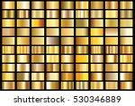 gold gradient background vector ... | Shutterstock .eps vector #530346889